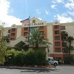 Photo taken at Hyatt Place Las Vegas by Peter W. on 5/6/2013