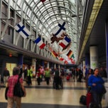 Photo taken at Chicago O'Hare International Airport (ORD) by Joe T. on 7/2/2013