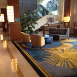 Photo taken at Georgia Tech Hotel and Conference Center by Jack E. on 10/31/2012