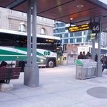 Photo taken at Union Station GO Bus Terminal by Chris on 3/9/2013