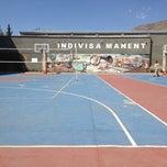 Photo taken at Universidad La Salle Pachuca Campus La Luz by Andres H. on 2/7/2013