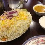 Photo taken at Biryani bowl by Naren on 9/15/2013