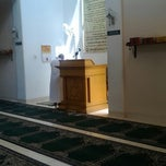 Photo taken at Masjid At-Taufiq Paledang by arfan i. on 8/9/2013