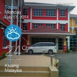 Photo taken at PPD Kluang by Mkn A. on 2/17/2014