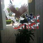 Photo taken at Clearwater Vet Center by Adam B. on 7/17/2013