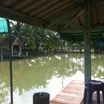 Photo taken at รักษ์นที คันทรีโฮม by Phichit P. on 11/11/2012