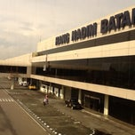 Photo taken at Hang Nadim International Airport (BTH) by Dedi H. on 11/13/2012
