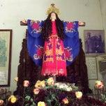 Photo taken at Iglesia Santa Librada by Beto H. on 7/26/2014