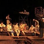 Photo taken at İstanbul Devlet Tiyatroları Cevahir Sahnesi by Oguz Han E. on 4/3/2013