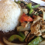 Photo taken at Thai Canteen by Phil T. on 6/28/2013