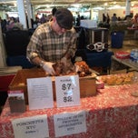 Photo taken at Porchetta at Brooklyn Flea by Norris T. on 3/29/2014