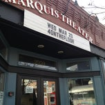 Photo taken at Marquis Theatre by Gabriel D. on 3/20/2013