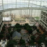 Photo taken at Gaylord National Resort & Convention Center by Meghan B. on 3/16/2013