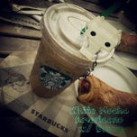Photo taken at Starbucks Coffee by Mark Christopher B. on 6/19/2013