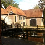Photo taken at Restaurant De Watermolen by Remco S. on 10/9/2012