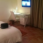 Photo taken at casablanca appar't hotel by Fatima-Ezzahraâ H. on 10/3/2014