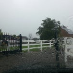 Photo taken at Express Clydesdales Ranch by Tiffany B. on 5/26/2014
