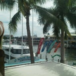 Photo taken at Bayside Marina by Shawn M. on 10/21/2012