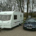 Photo taken at Kingsbury Camping and Caravanning Club Site by Steve H. on 2/24/2013