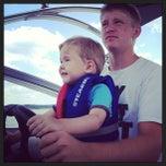 Photo taken at Thagard Lake by Maria P. on 6/16/2013