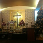 Photo taken at GBI Glow Fellowship Centre by VERA T. on 12/23/2012