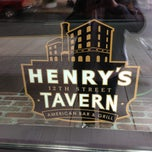 Photo taken at Henry's 12th Street Tavern by Ryan B. on 5/25/2013