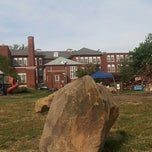 Photo taken at Seth Boyden Elementary School by Philip B. on 10/19/2013