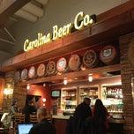 Photo taken at Carolina Beer Company by S K. on 11/23/2012