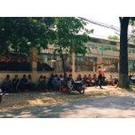 Photo taken at Bể Bơi Olympia Tăng Bạt Hổ by 5 B. on 4/15/2015