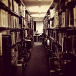 Photo taken at Northumbria University Library by Robbie W. on 1/24/2013