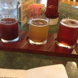 Photo taken at Raccoon Lodge & Brew Pub by Frank B. on 9/14/2013