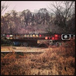 Photo taken at Discovery Walk DVP Footbridge by Sam L. on 1/12/2013