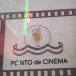 Photo taken at Ponto de Cinema Bar by Vadson S. on 12/10/2012