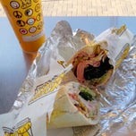 Photo taken at Which Wich? Superior Sandwiches by Carlos C. on 3/30/2014