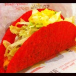 Photo taken at Taco Bell by 😍Maika❤️ M. on 5/10/2013