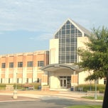 Photo taken at Old Dominion University Higher Education Center VAB by Mark H. on 8/23/2013