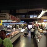 Photo taken at Lexington Market by Devin R. on 10/3/2013