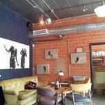Photo taken at Antidote Coffee by Karen L. on 3/24/2013