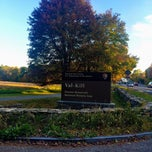 Photo taken at Eleanor Roosevelt National Historic Site by Jess P. on 10/6/2014