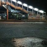 Photo taken at Estación Moreno [Línea Sarmiento] by Facundo S. on 1/7/2015