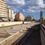 Photo taken at Puente de los Alemanes by Abraham N. on 5/22/2014