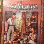 Das Foto wurde bei Casa Mexicana von Kendall G. am 10/10/2013 aufgenommen