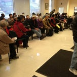 Photo taken at Social Security Administration - Chinatown by Kylie F. on 1/4/2013