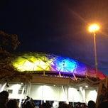 Photo taken at Poliedro de Caracas by Adriana S. on 5/4/2013