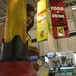 Photo taken at ลานเบียร์ บิ๊กซี ดอนจั่น | Beer Garden at Big C by Saman T. on 3/17/2015