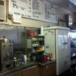 Photo taken at Coney Island Sandwiches & Grill by Brian T. on 11/8/2012