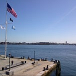 Photo taken at Boston Harbor Whale Watch by Tim A. on 4/12/2014