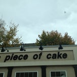 Photo taken at A Piece of Cake by Austin W. on 10/6/2012