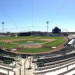 Photo taken at Nelson W. Wolff Municipal Stadium by Tony B. on 3/2/2013