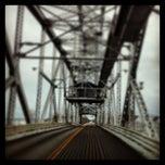 Photo taken at Duluth Lift Bridge by Micki L. on 4/17/2013